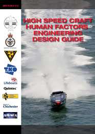High Speed Craft Human Factors Engineering Design Guide ...